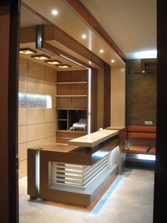 Interior Design Dental Clinic Mehrzad Rafeei