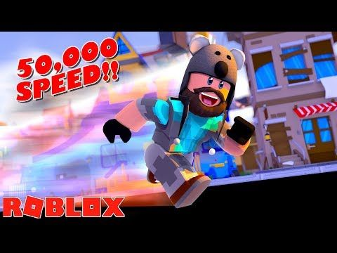Roblox Sprinting Simulator 50000 Speed Youtube - a hurricane simulation roblox