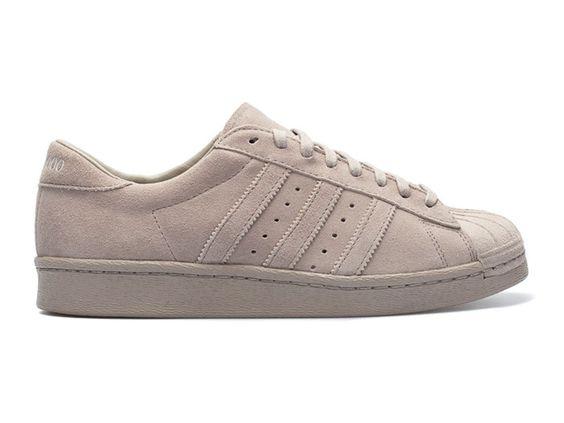 "Adidas Superstar 80v ""consortium metropolis"" GS - Chaussure de Adidas Pas Cher Pour Homme moonro s76645GS"