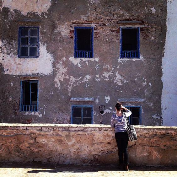 Paola. @Bastion du Nord. #morocco - @camilogaravito- #webstagram