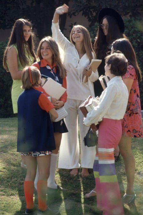Photos of California high school life, 1969 | Dangerous Minds