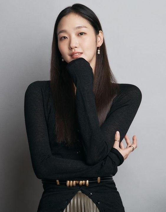 Artis Korea Tercantik Kim Go Eun