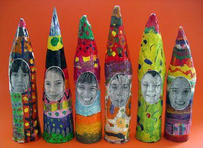 Gnomes: Imaginate Ideas, Ideas Sculpture, Cg Ideas, Chalky Ideas, Art Ideas, Brilliant Ideas, Project Ideas, Craft Ideas, Art Projects