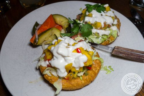 Los Angeles Vegan Dinner At Gracias Madre I Just Want To Eat Food Blogger Nyc Nj Best Restaurants Reviews Recipes Food Eat Vegan Menu