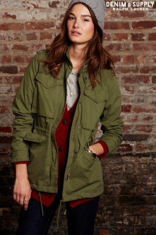 Ladies trench coat next