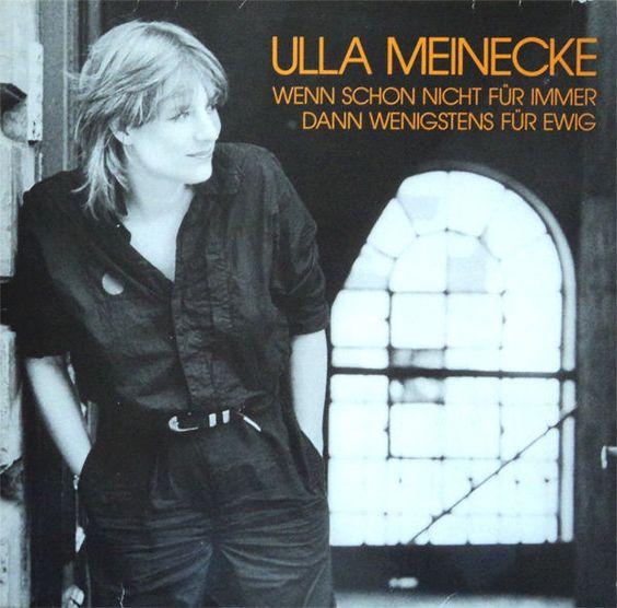 Ulla Meinecke - Wenn Schon Nicht Für Immer Dann Wenigstens Für Ewig GER 1983 nm