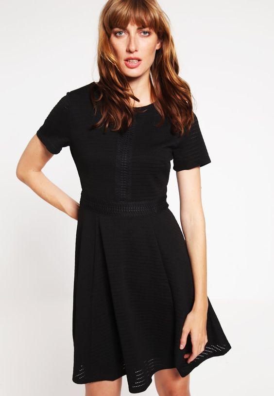 Jurken Dorothy Perkins Korte jurk - black    Zwart: € 48,95 Bij Zalando (op…