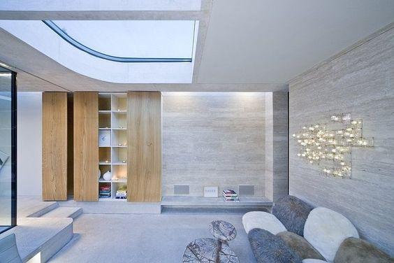 Pavilion House Luxury Residence u2013 Eindhoven, North Brabant - maison toit en verre