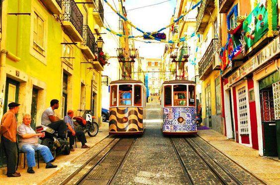 passeio por Lisboa