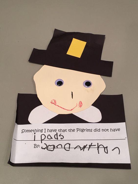 Jonathan thanksgiving school project