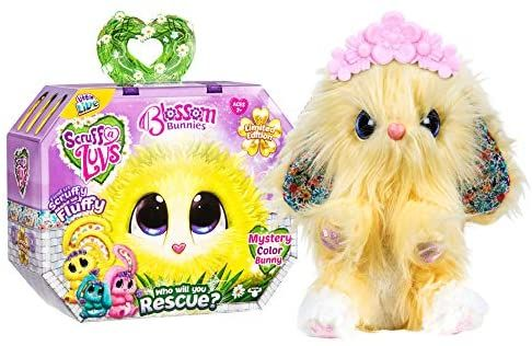 Amazon Com Little Live Scruff A Luvs Blossom Bunnies Limited Edition Toys Games In 2020 Little Live Pets Pet Toys Luvs