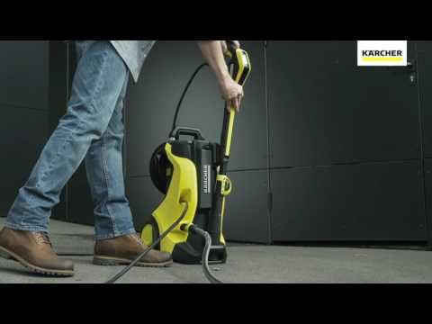 Karcher New K5 Premium Full Control Home Plus Cold Pressure Washer Youtube Washer Cold