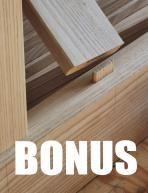 Bonus Faux Tenon Plinthe Bois