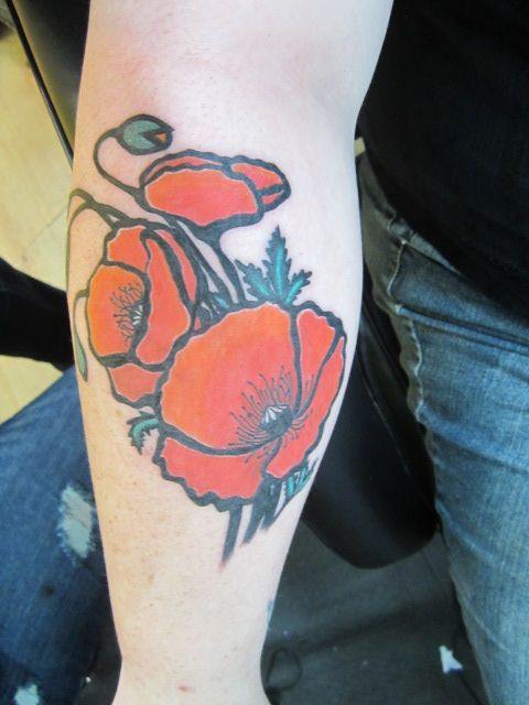 tattoo by Ali Harfert