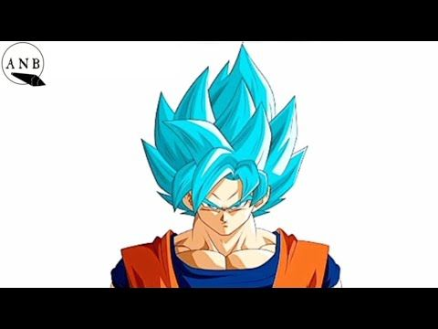 Drewing Goku Super Saiyan Anime Dragon Ball Youtube In 2021 Goku Super Saiyan Anime Dragon Ball Goku Super