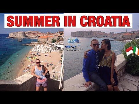 Kroasia Negara Kroasia Summer In Croatia Croatia Dubrovnik Zagreb Wedding In Croatia Youtube Croatia Dubrovnik Croatia Holiday Travel