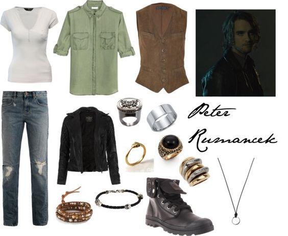 """Peter Rumancek"" by ksrat on Polyvore"