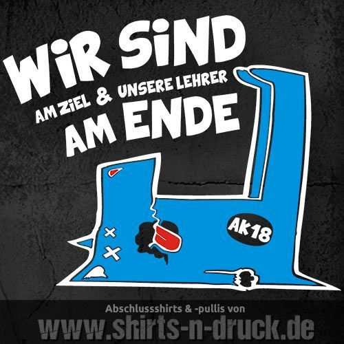 Graduation T Shirts We Re At The End In 2020 Abschluss T Shirts
