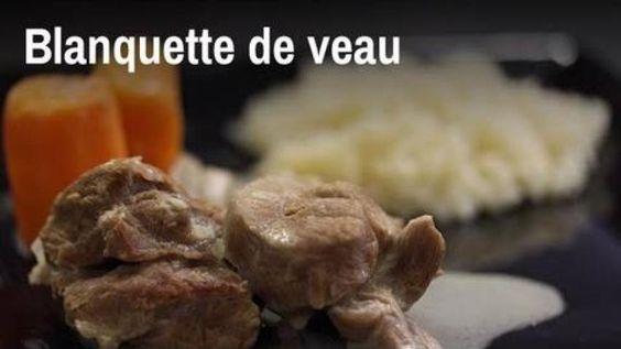 Blanquette de veau à l'ancienne | Cuisine AZ
