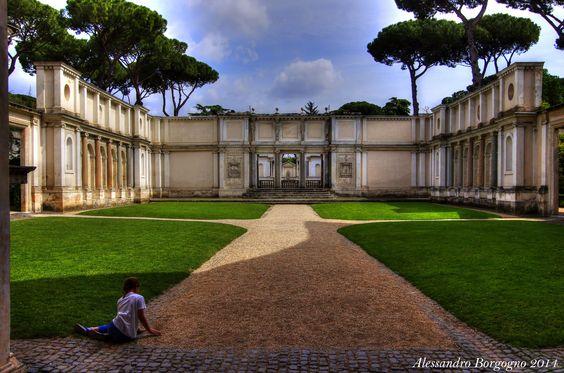Italia - Roma - Museo nazionale etrusco di Villa Giulia