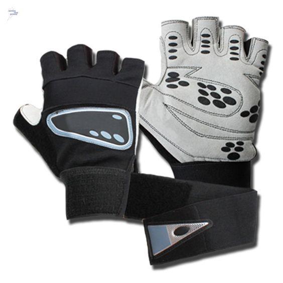 Kraftsport Trainingshandschuhe Bodybuilding Handschuhe mit Handgelenk bandagen