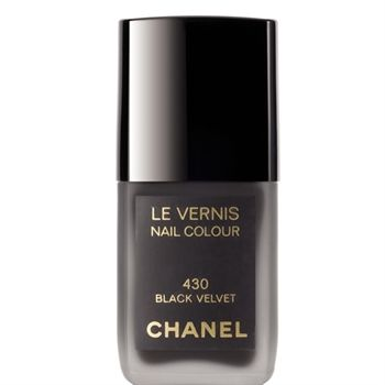 #Chanel Black Velvet.. $25.00 if i want to brood this would be the color to brood in