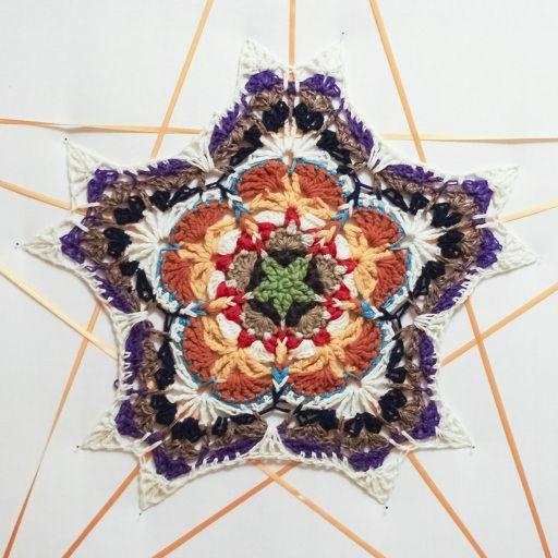 схема вязания пледа http://fifkin-dim.livejournal.com/