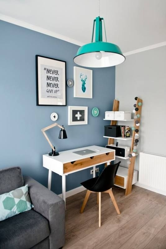 Kuchyne Bydleni Home Office Decor Home Office Design Turquoise Room #purple #and #turquoise #living #room #ideas