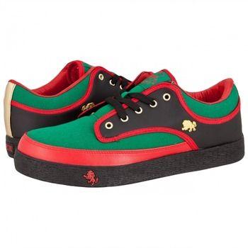 Vlado Footwear Low Top grün