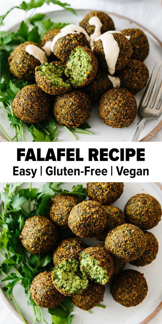 Falafel Recipe (Authentic!)