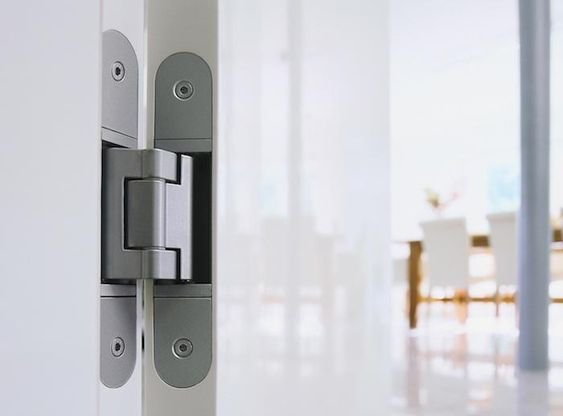 Simonswerk 39 s tectus 3d 540 a8 concealed hinge is - Hidden hinges for exterior doors ...