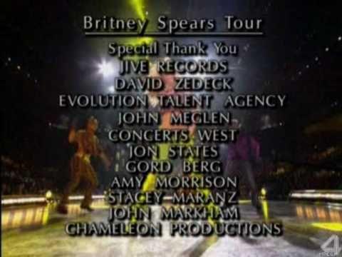 Britney Spears Live From Las Vegas Part 13  :3picklez