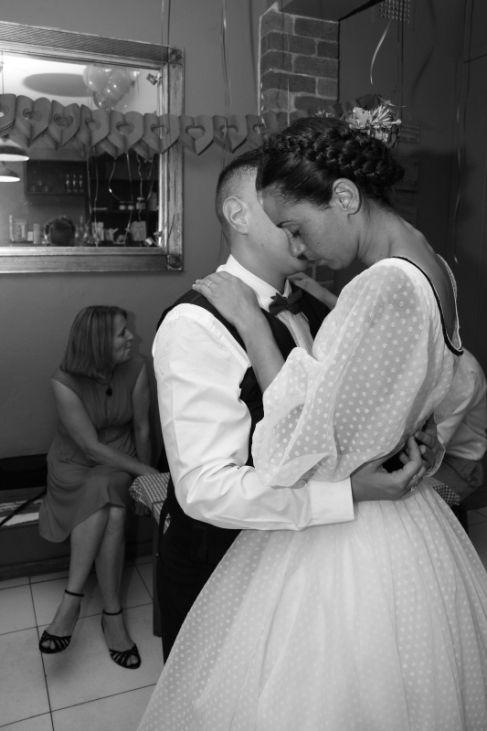 Lesbian wedding |TwoBirdsNest|