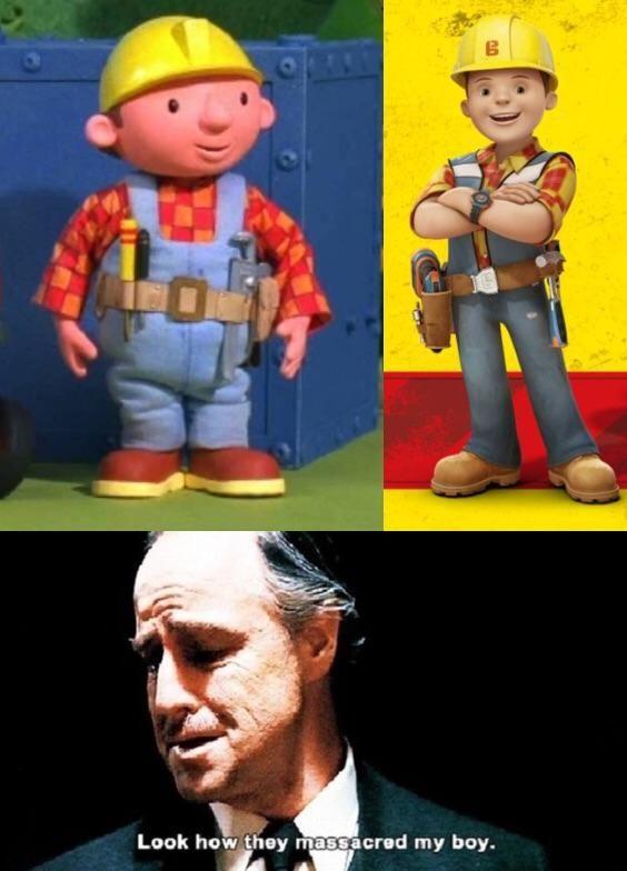 Bob The Builder Funny : builder, funny, Builder, #memes, #viral, #trends, #funny, #meme, #twitch, #kappa, Builder,, Memes,, Memes