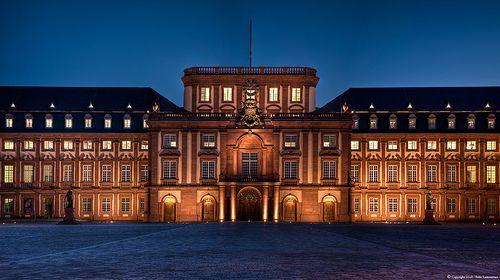 #Schloss #Mannheim #germany