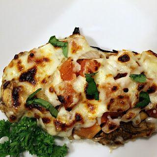 Balsamic Bruscetta Chicken