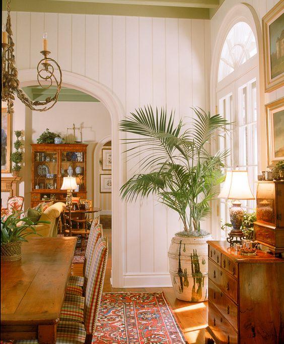 French Creoleken Tate Architect Dering Hall Design