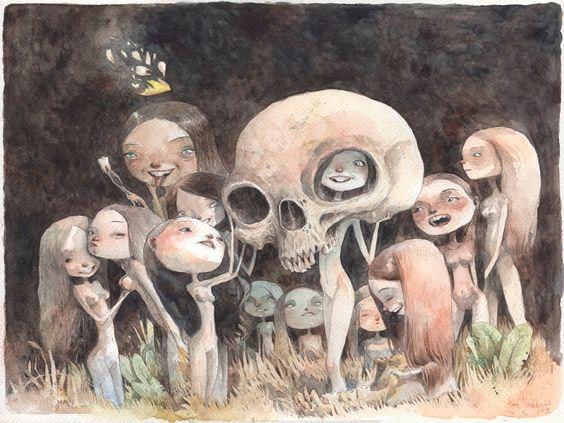 The Art Of Animation, Tony Sandoval