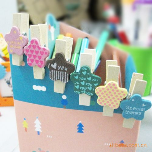 Free Shipping Korean Creative Stationery Cute Little Stamp Small