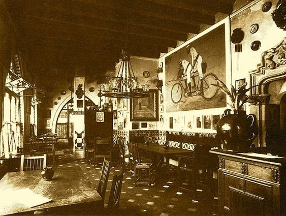 Els 4 Gats de Barcelona (1897-1903)