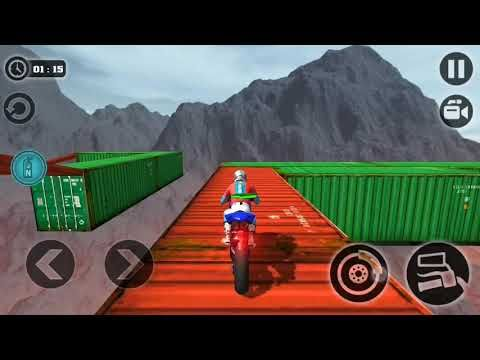Impossible Motor Bike Tracks Best Android Game Play Best