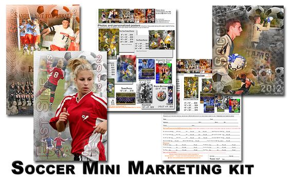 FREE #Soccer marketing and samples #soccertemplates Soccer - sample soccer team roster template