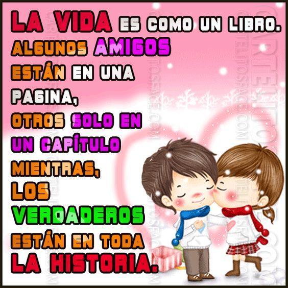La #vida es como un libro