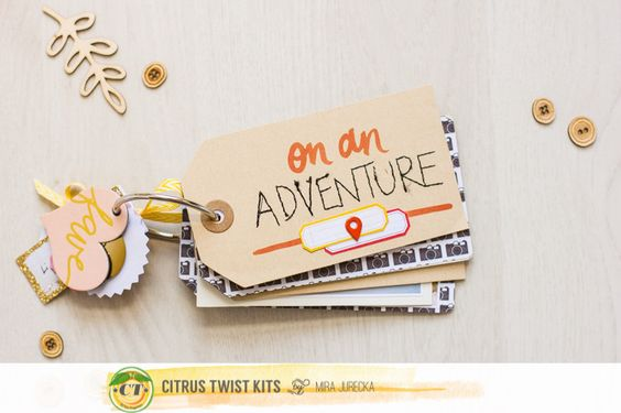 Imagen 1 de Aventura por all_that_scrapbooking