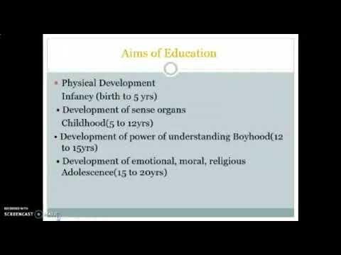 Educational Philosophy Of Rousseau Cc 2 By Dr Jaymala Singh Assistan Philosophy Of Education Physical Development Education