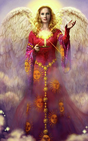 Another beautiful image that reminds me of Mother God's personal phylum of Thrones angels.