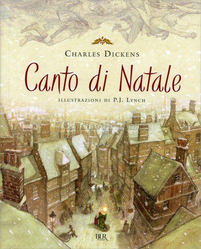 Canto di Natale pdf gratis di Charles Dickens - Link per il download dell' ebook nei formati txt e pdf e dell'audiolibro tutto in ITALIANO