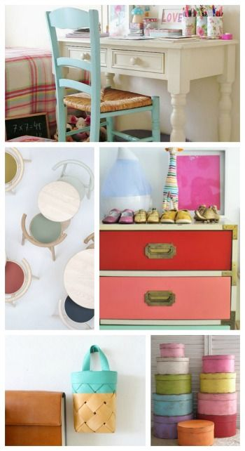 chalkpaint Collage