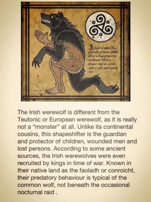 celtic werewolf - Google Search