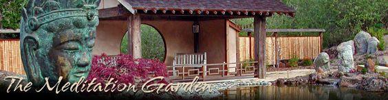 Osmosis Day Spa Sanctuary Meditation Garden